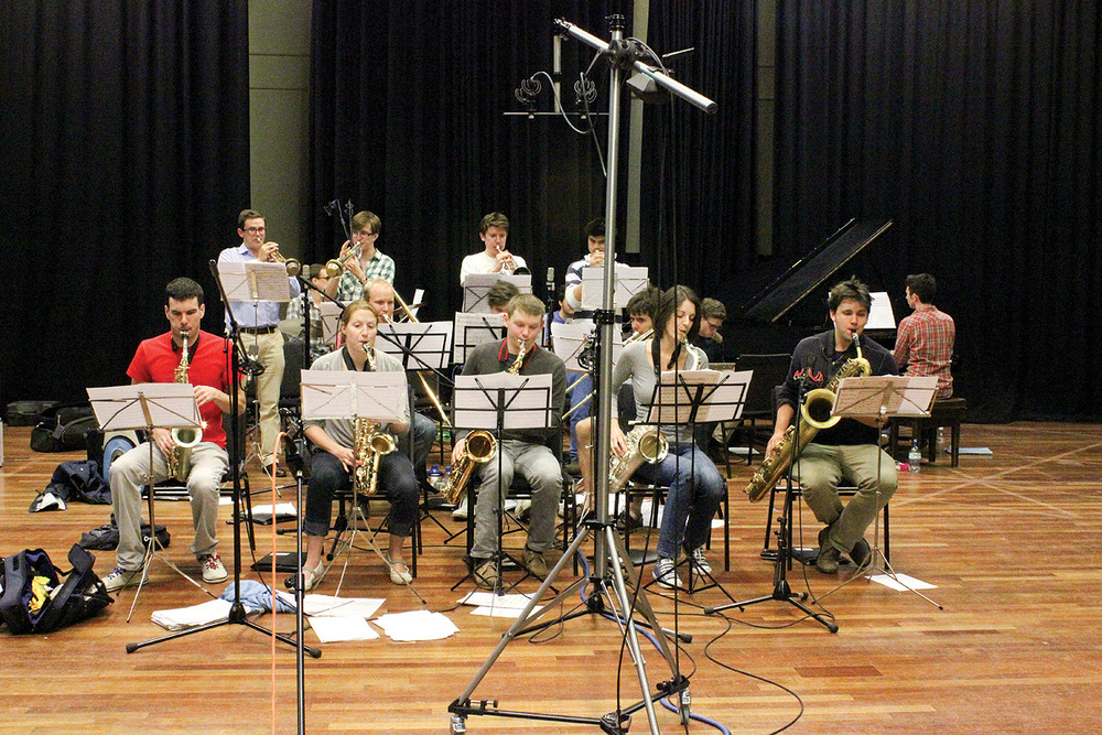 Session Notes: Selwyn Jazz Part 1