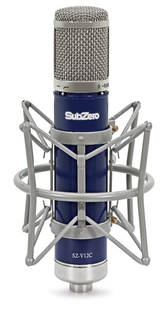 used good condition SubZero SZ-V1 Vintage Style Microphone