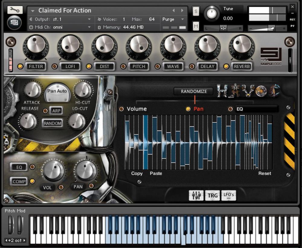 Sample Logic Havoc Kontakt Instrument