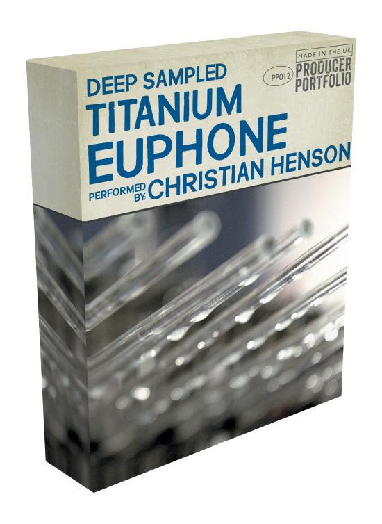 Spitfire Audio Titanium Euphone