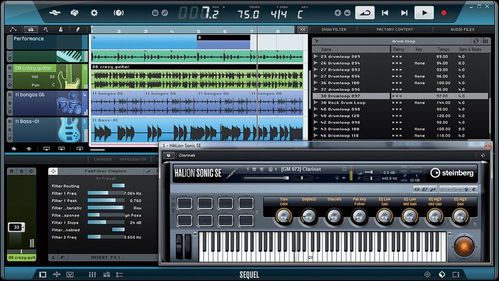 steinberg sequel 3 free download mac