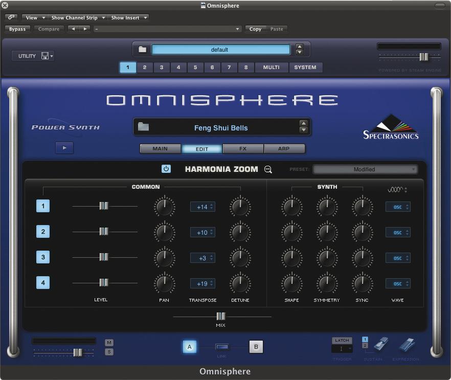 Spectrasonics Omnisphere 1 5