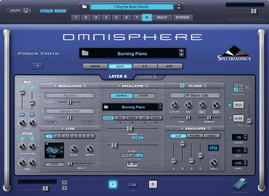 Download Omnisphere Vst - strongwindard
