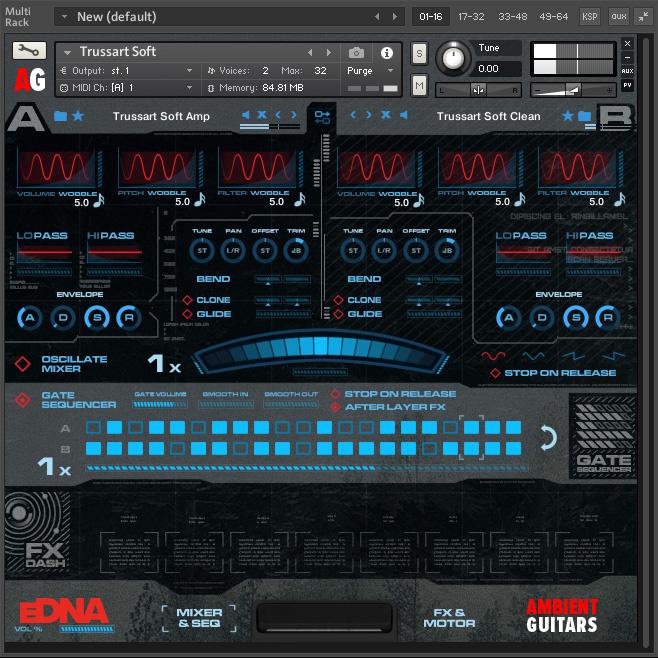 Spitfire Audio Ambient Guitars