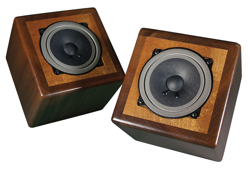 Single Fostex 6301b Active Powered Speaker Cameras & Photo Audio For Video