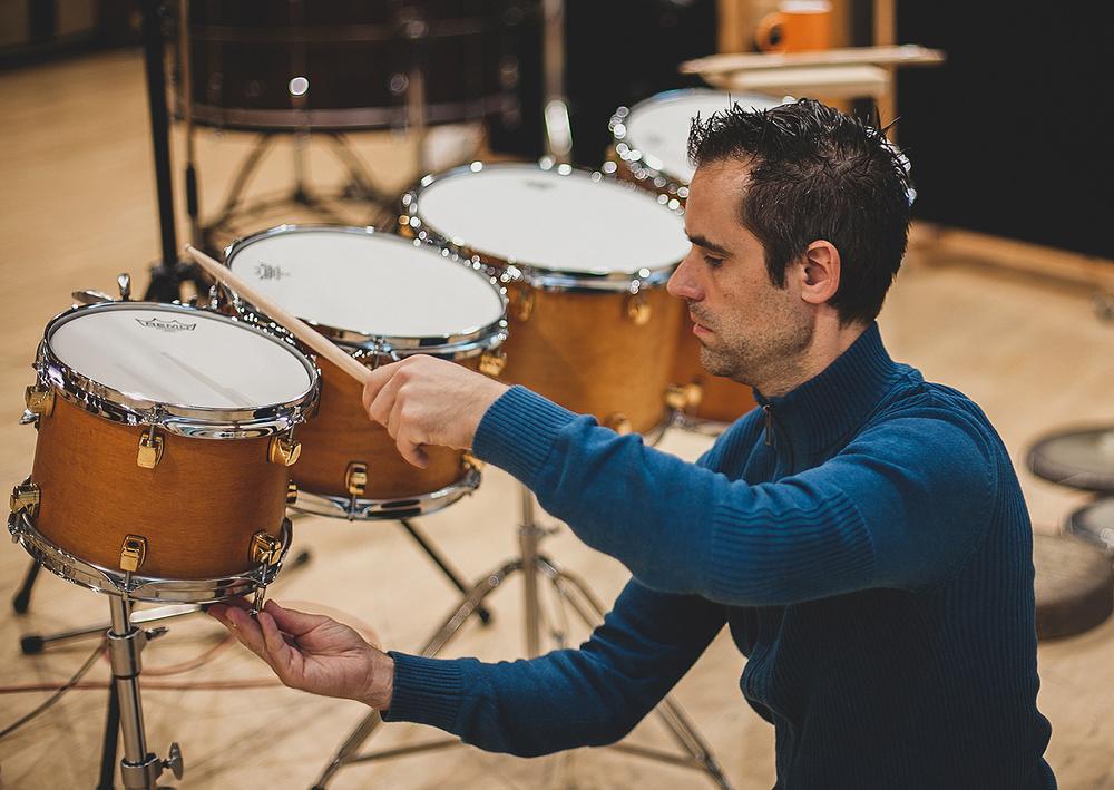 Drum Mute Device Percussion Instrumenten Teil für Drum Head Protector