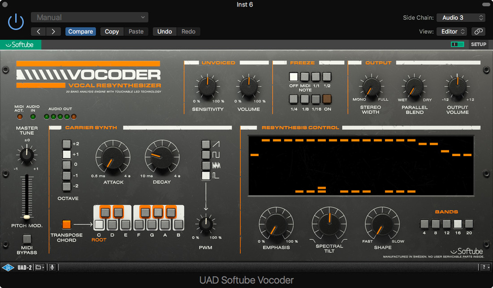 Universal Audio UAD 9 7