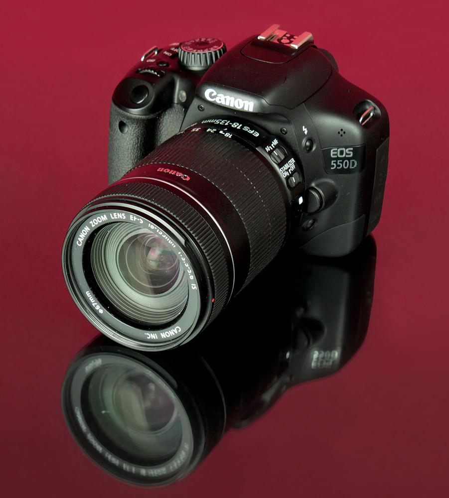 Canon EOS 550D (Rebel T2i)
