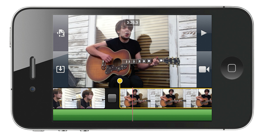 iPhone 4: Shooting & Editing Music Videos