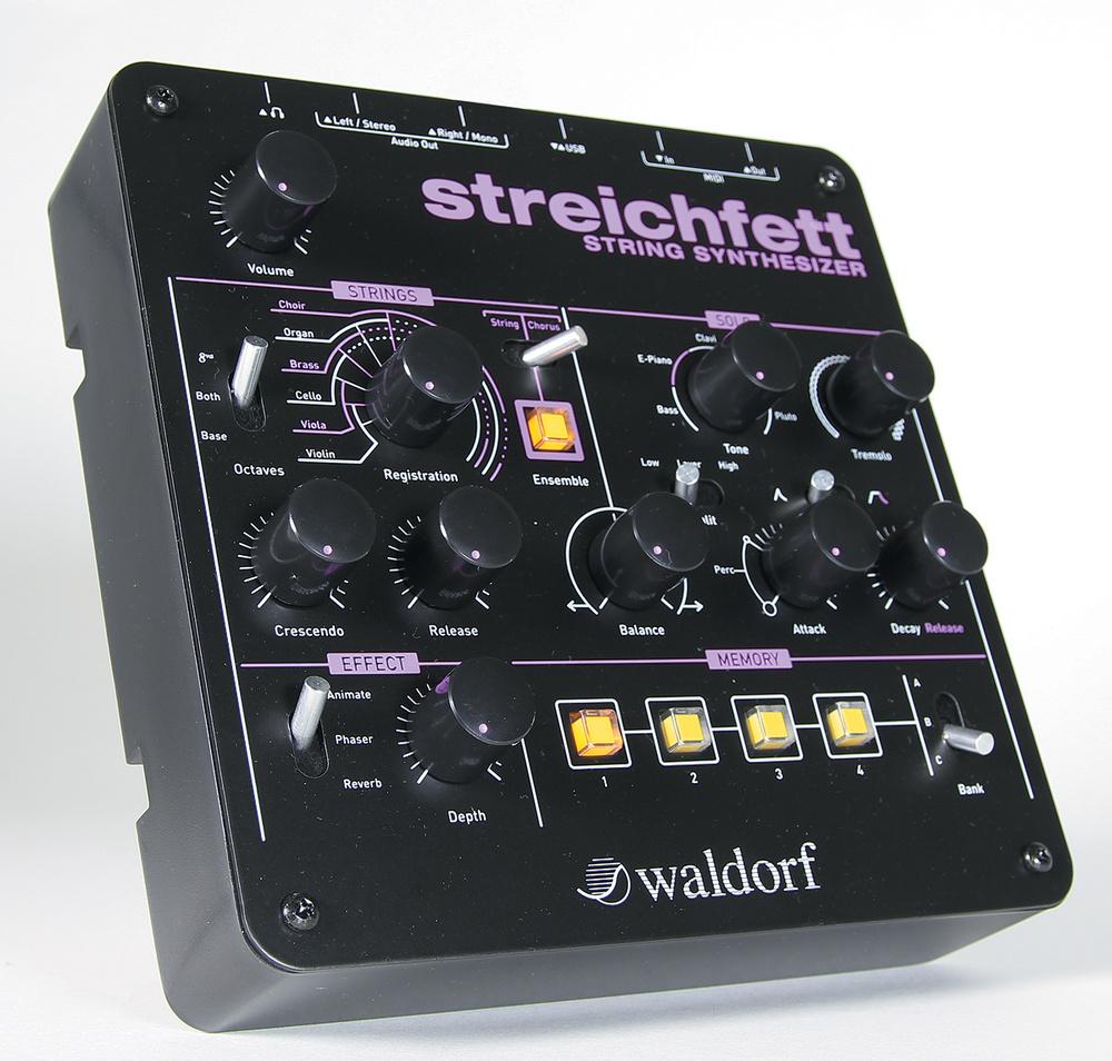 Waldorf Streichfett Audio Sound Effects Circuit Generator The Old West Sounds