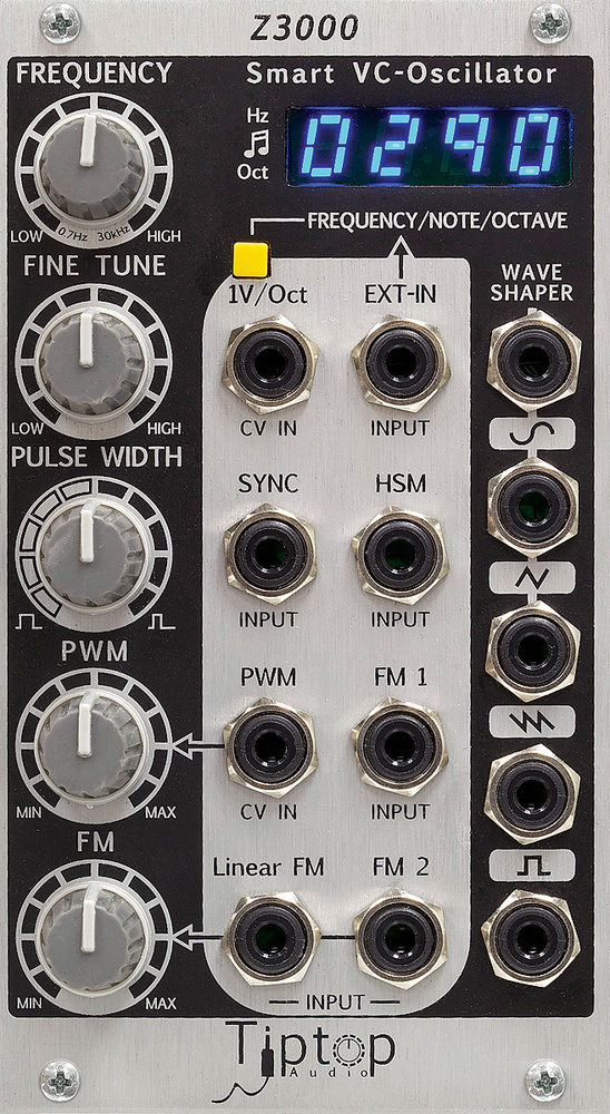 6HP Dual manual gate module for Eurorack synthesisers