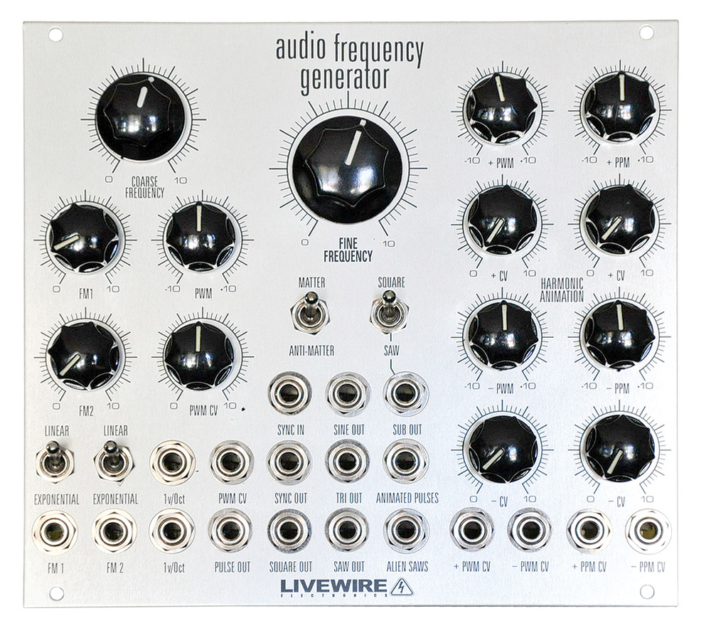 The Secret World Of Modular Synthesizers Monstrous Casio Keyboard Circuit Bend Project Livewire Audio Frequency Generator A Beast An Oscillator