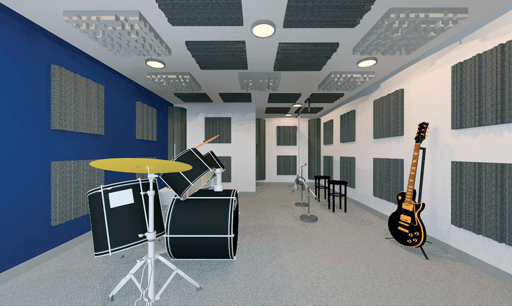 A Beginner S Guide To Acoustic Treatment