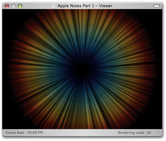 Quartz Composer: OS X's Hidden Gem