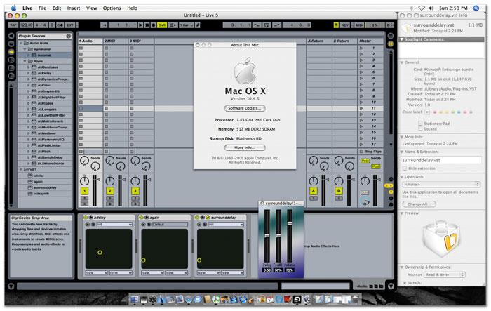 Universal Binaries & Mac Mini