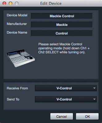 MIDI Networking