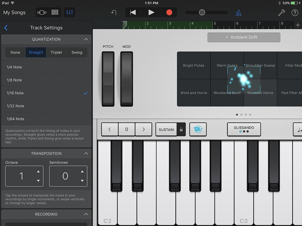 Apple GarageBand For iOS 2 2