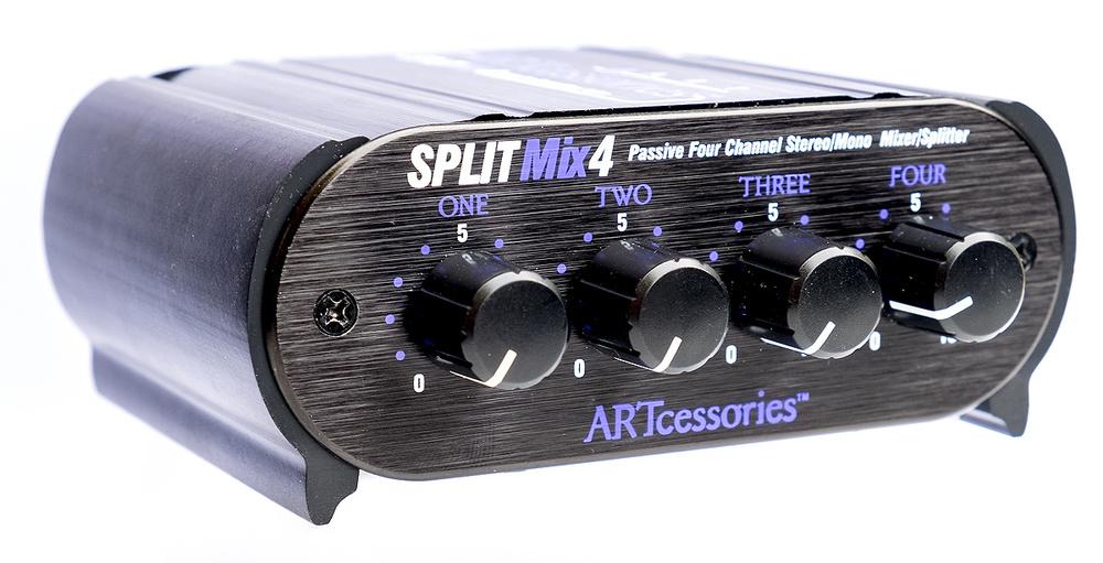 SPLITMIX 4 ART