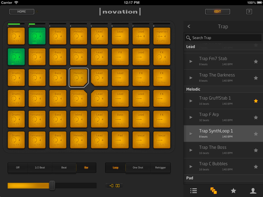 novation launchpad pc