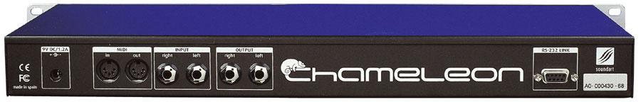 Soundart Chameleon