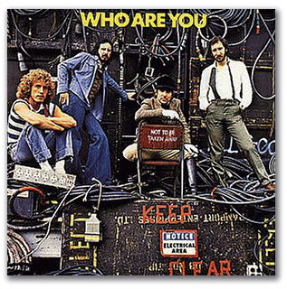 Classic Tracks Who Are You The Who
