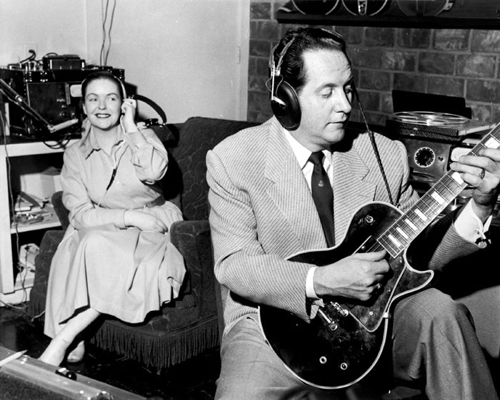 CLASSIC TRACKS: Les Paul & Mary Ford 'How High The Moon'