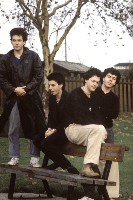 CLASSIC TRACKS: The Cure 'A Forest'