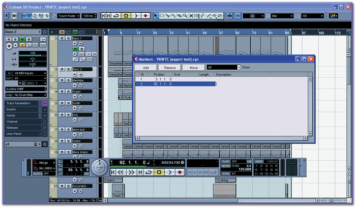 Write In Cubase, Mix In Pro Tools