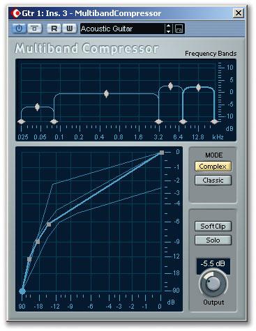 Multiband Compressor Suggestion - ReasonTalk com