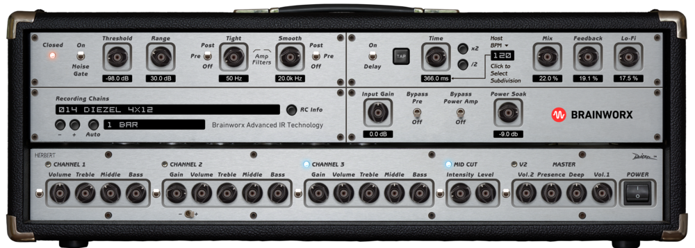 Universal Audio's UAD moves on up to v9 8