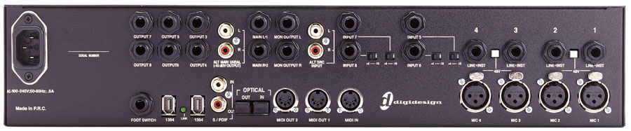DIGIDESIGN 002 RACK ASIO DRIVERS FOR WINDOWS DOWNLOAD