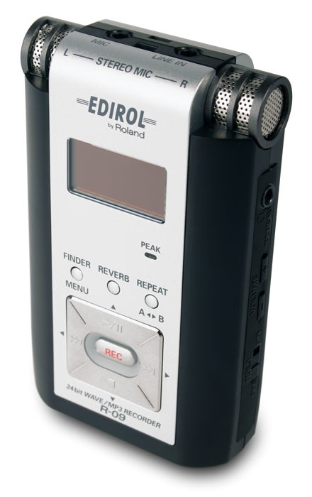 EDIROL R-09 USB DRIVER FOR WINDOWS