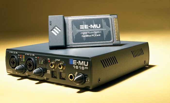 E-MU 1616M PCI DRIVERS FOR WINDOWS 10