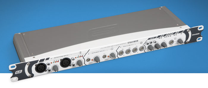 ESI ESU1808 AUDIO INTERFACE WINDOWS 7 DRIVER