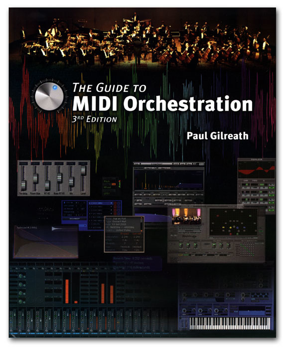 Musicworks the guide to midi orchestration 3rd edition | samash.