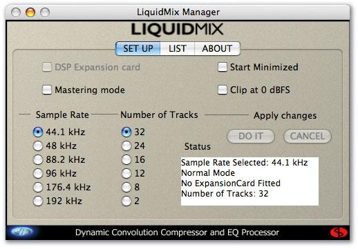 Focusrite Liquid Mix