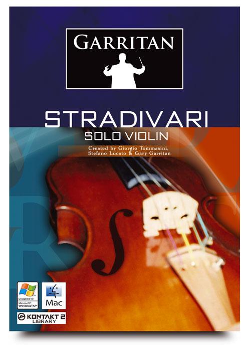 Garritan Stradivari Solo Violin