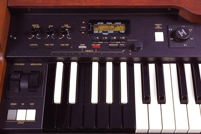 Hammond XK3 XLK3 Leslie 2121 2101