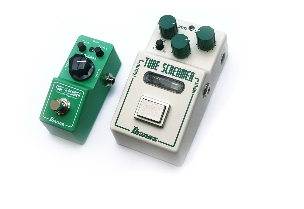 Ibanez TS Mini & Nu Tube Screamer