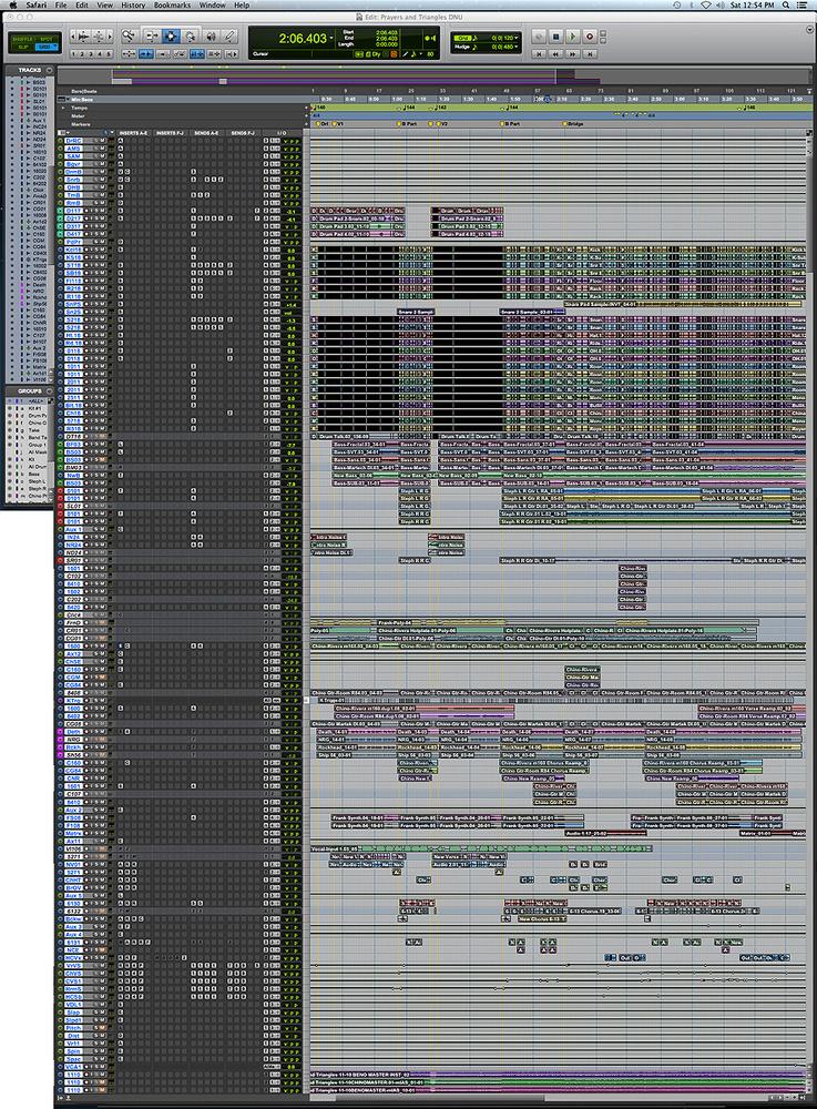 Inside Track: Deftones 'Prayers/Triangles'