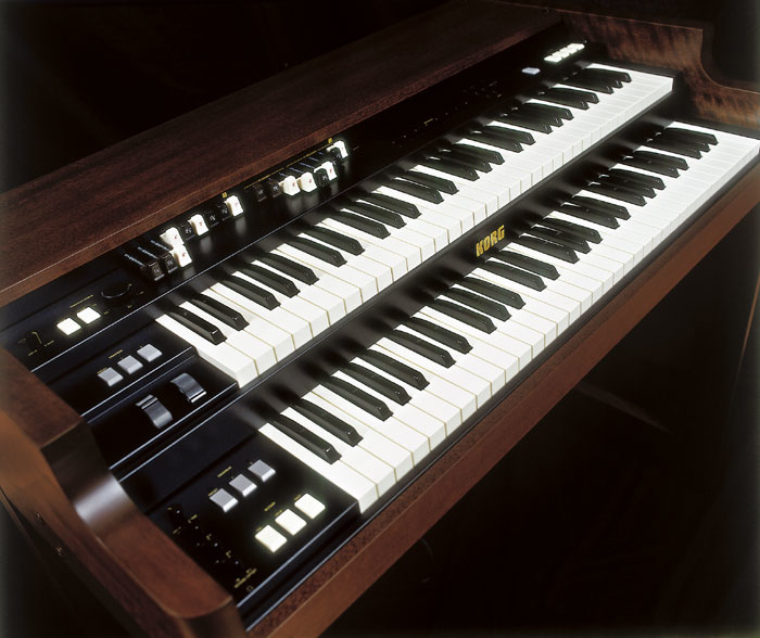 Korg BX3 Organ