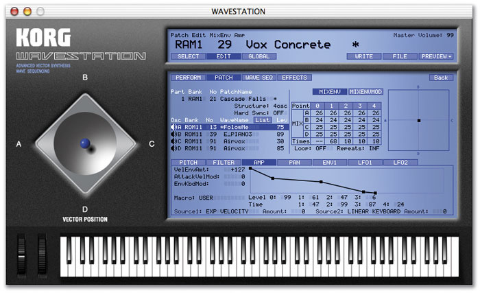 korg legacy wavestation manual