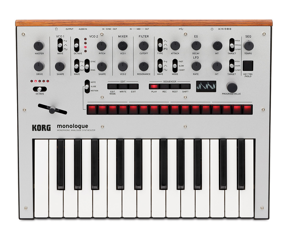 Korg Monologue Touch Musical Bell Circuit Schematic The Monologues Main Panel Measures 350 X 276mm