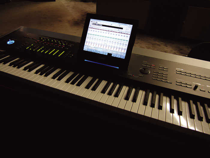 Korg OASYS (Preview)