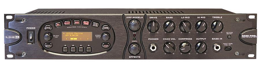 Line 6 Bass PodXT