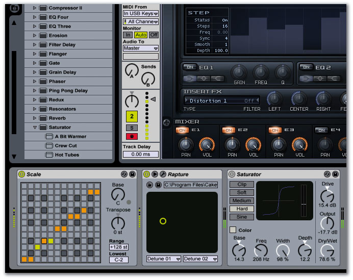 Using Virtual Instruments In Ableton Live