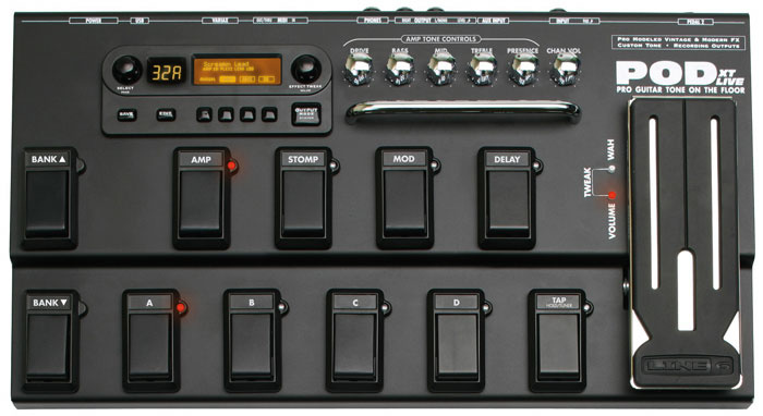 How To Use Modelling Guitar Preamps On Stage