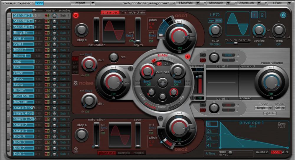 Designing Kicks In Logic Pro X