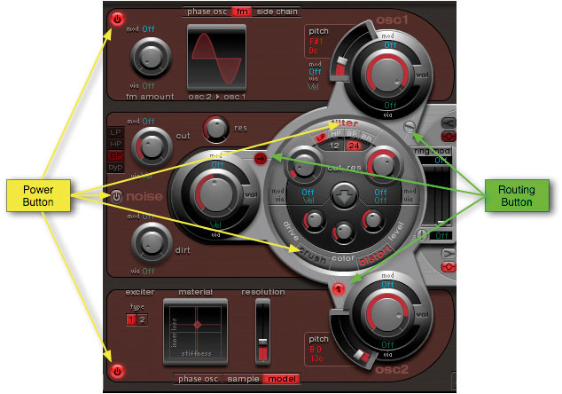 Understanding Ultrabeat: Part 2: The Synthesizer