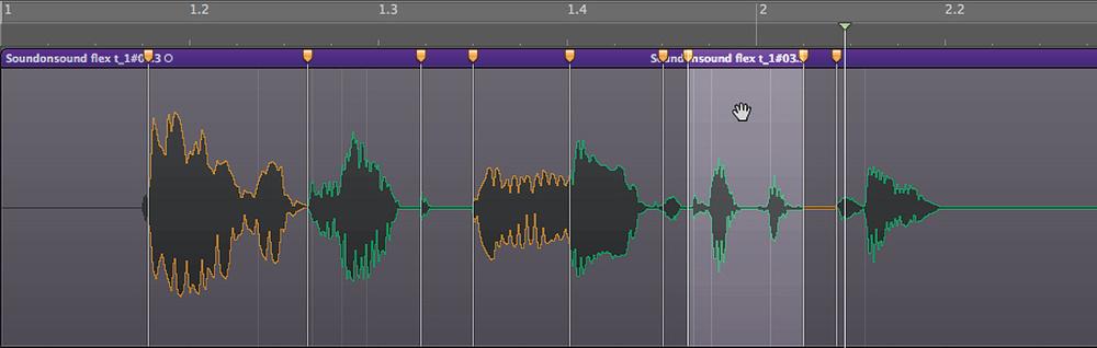 Logic | Using Flex Time on Vocals